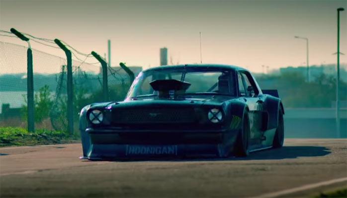 King Buick Gmc >> Amazing Ken Block London Drifting Video With Matt LeBlanc ...
