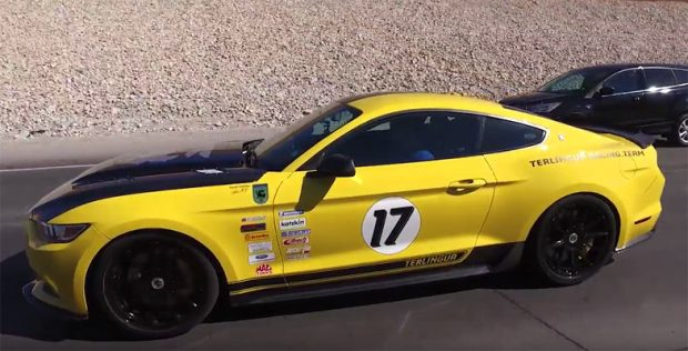 2016 Shelby Terlingua Mustang - Muscle Car