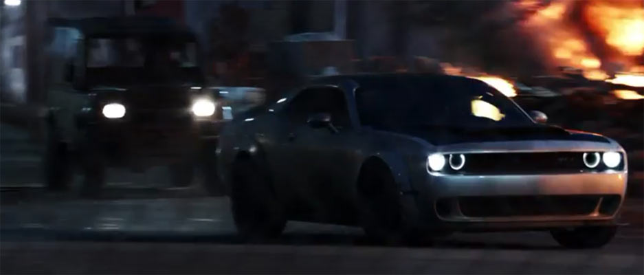 Wonderful Fast And Furious 8 Trailer Muscle Car Heaven  Muscle Car