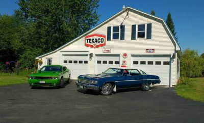 musclecargarage