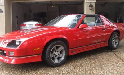1980s-Camaro