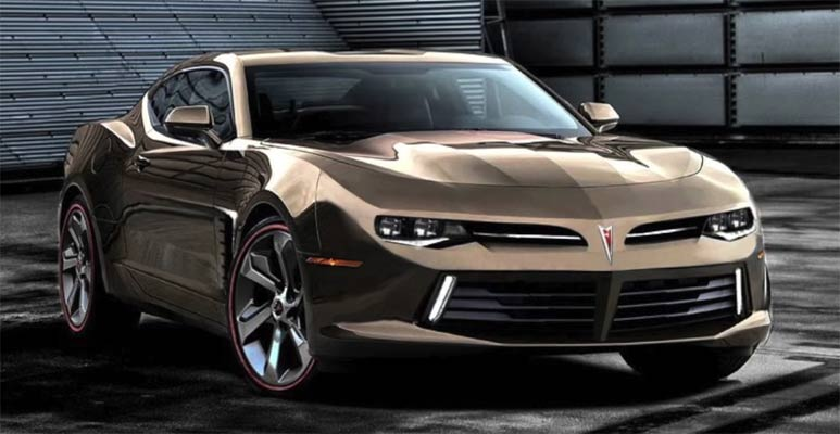Could We See A 2018 Buick Firebird & Trans Am? - Muscle Car