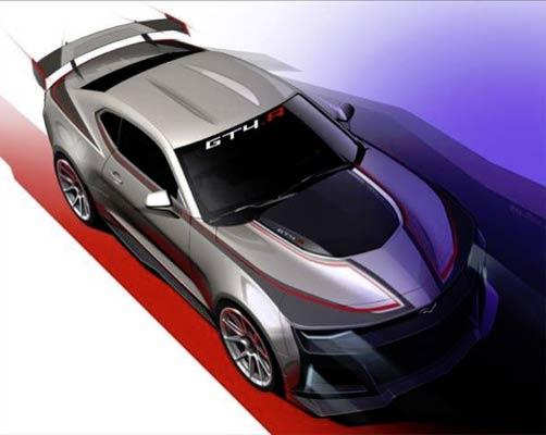 Camaro-GT4