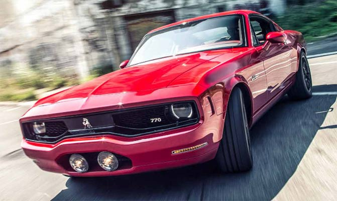 Is the Equus Bass 770 The Best Modern Muscle car? - Muscle Car