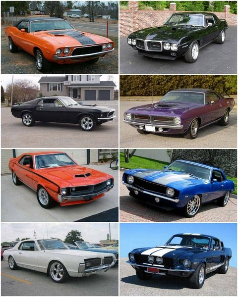 If You Take The Original Plymouth Barracuda Some Say Can Lump That In As A Pony Car While Others It Is Pure Muscle Hmmm