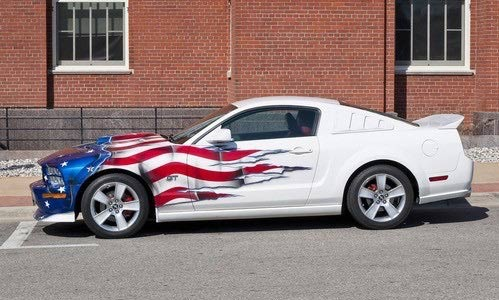 Mustang Mark 1 >> The Best American Mustang Paint Job? - Muscle Car