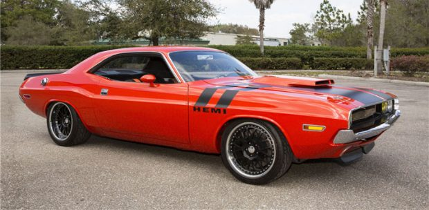 Many Rare Muscle Cars To Feature At Barrett Jackson Palm Beach