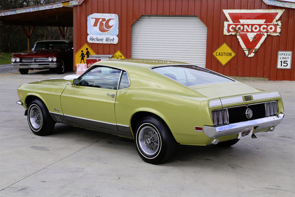 Mustang-Mach-1