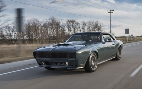 SpeedKore-Muscle-Cars