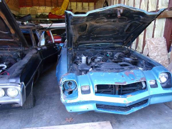 40 Muscle Cars For Sale Includes 1970s Camaro Muscle Car