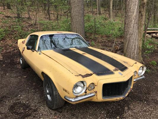 1971-Chevrolet-Camaro