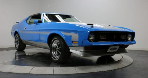 1971-Ford-Mustang-Mach-1
