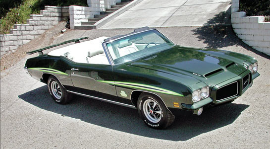 Top Ten Muscle Cars Of All The Time Muscle Car