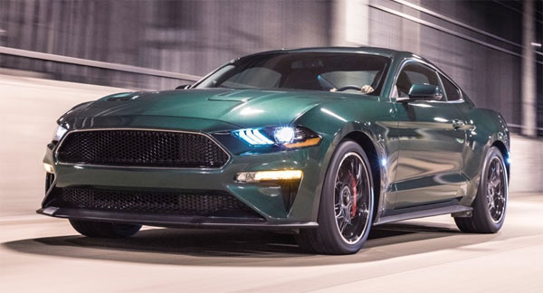 2019 Bullitt Mustang Now With 475hp and 163mph - Muscle Car