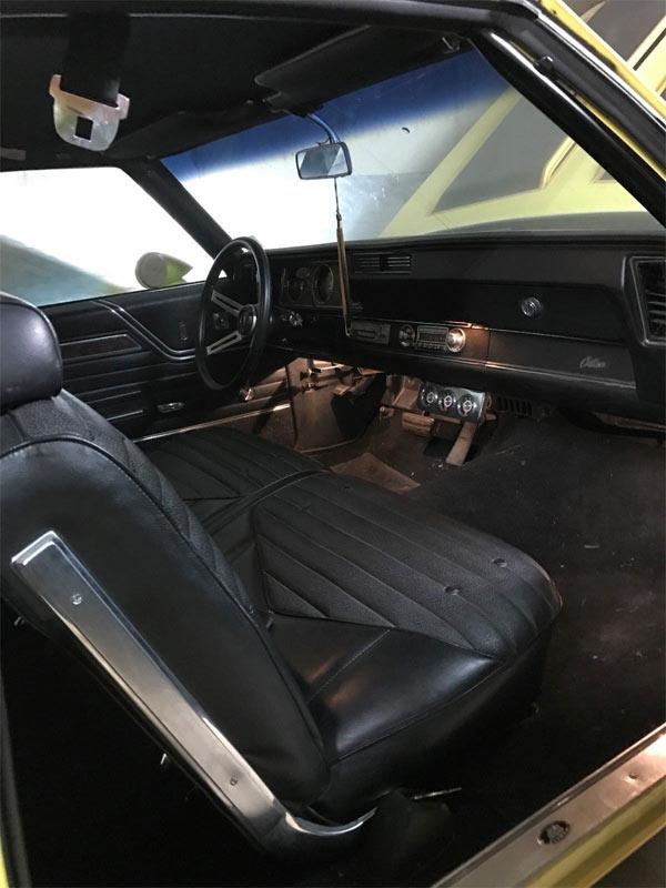 Cutlass-Rallye