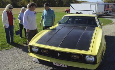 1971-Mustang