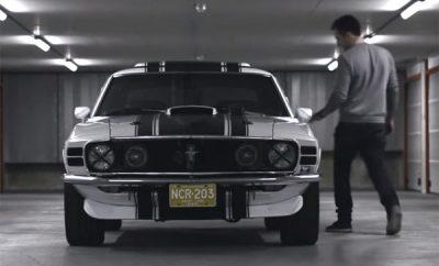 Snow-White-Mustang
