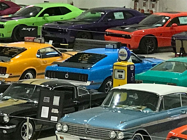 Muscle-Car-Museum