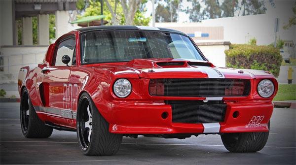 1965-Mustang