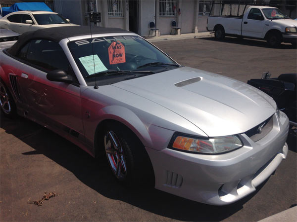 Mustang-Saleen