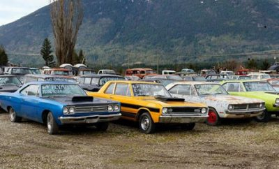 muscle car yard