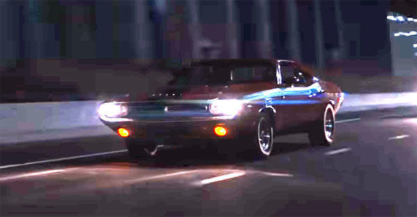 Upgrade Movie Muscle Cars - Muscle Car