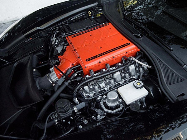 Corvette-yenko