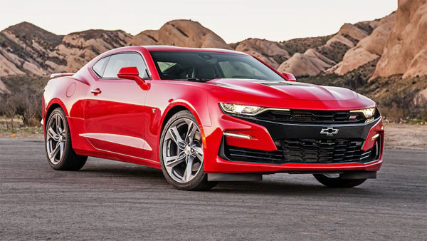 The 2019 Camaro Zl1 Is The Best Pony Car For Now