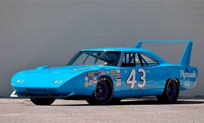 richard petty superbird image