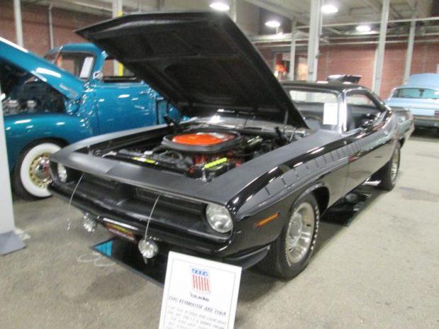 Plymouth_1970_Cuda AAR_Hardtop Coupe