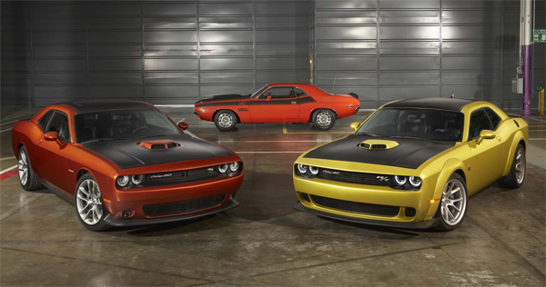 Dodge-Challenger-50th
