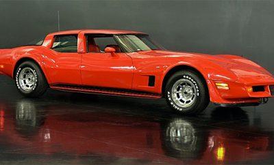 4-door-Corvette