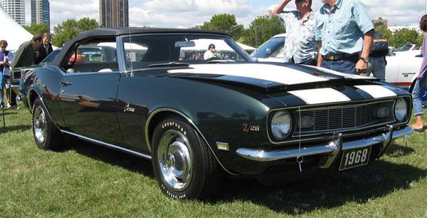 1968-Chevrolet-Camaro-Z28-Convertible