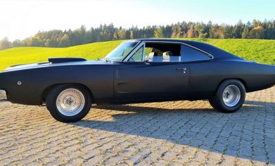 Blade 1968 Dodge Charger Image