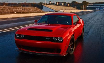 Dodge-Challenger-SRT-Demon Image
