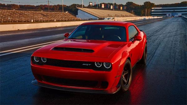 Dodge-Challenger-SRT-Demon Image