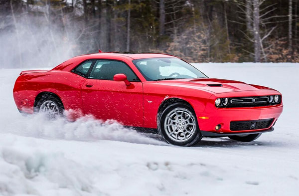 Dodge-Challenger Image