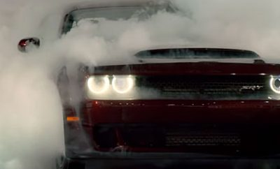 Dodge Demon Image
