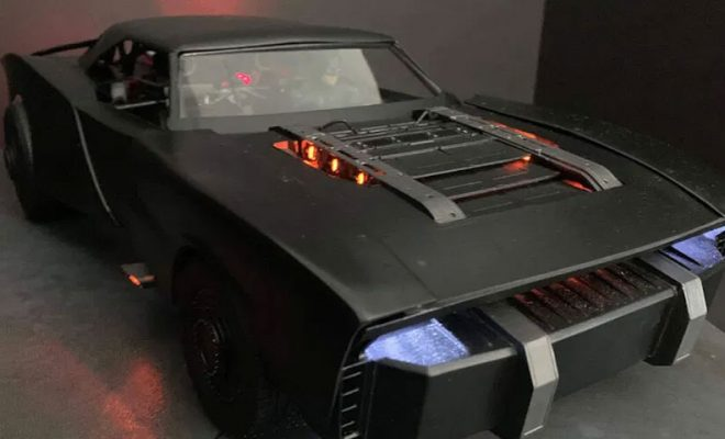 Batmobile Image