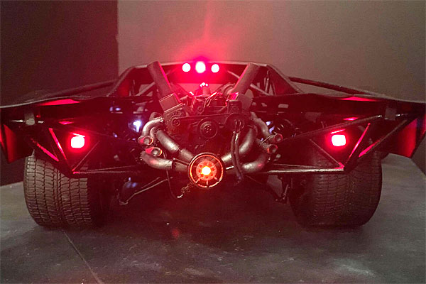 Batmobile Image