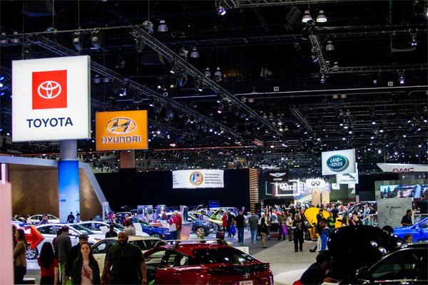 LA Auto Show Image
