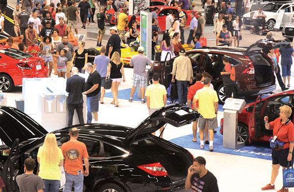 Motortrend International Auto Show Image