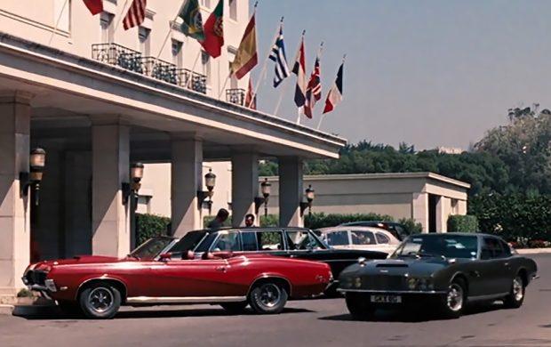James Bond Mercury Cougar-2