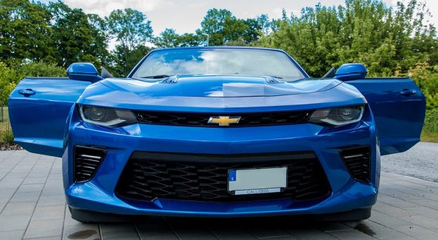 Chevrolet Camaro SS and ZL1
