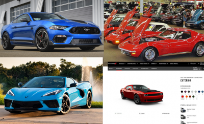 muscle car news