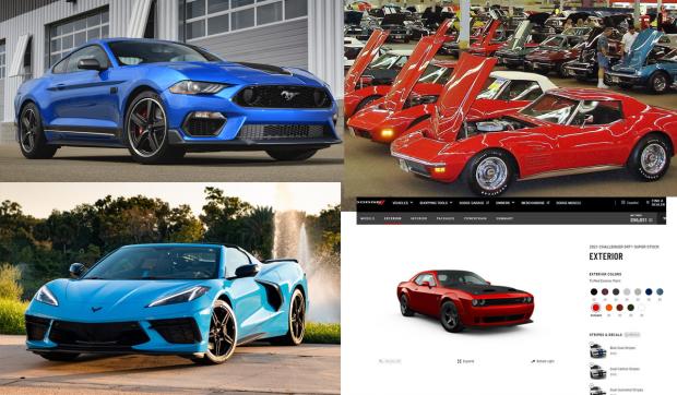 muscle car news