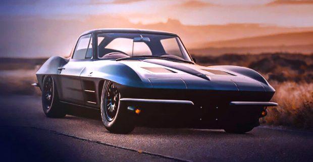 Chevrolet C2 Corvette