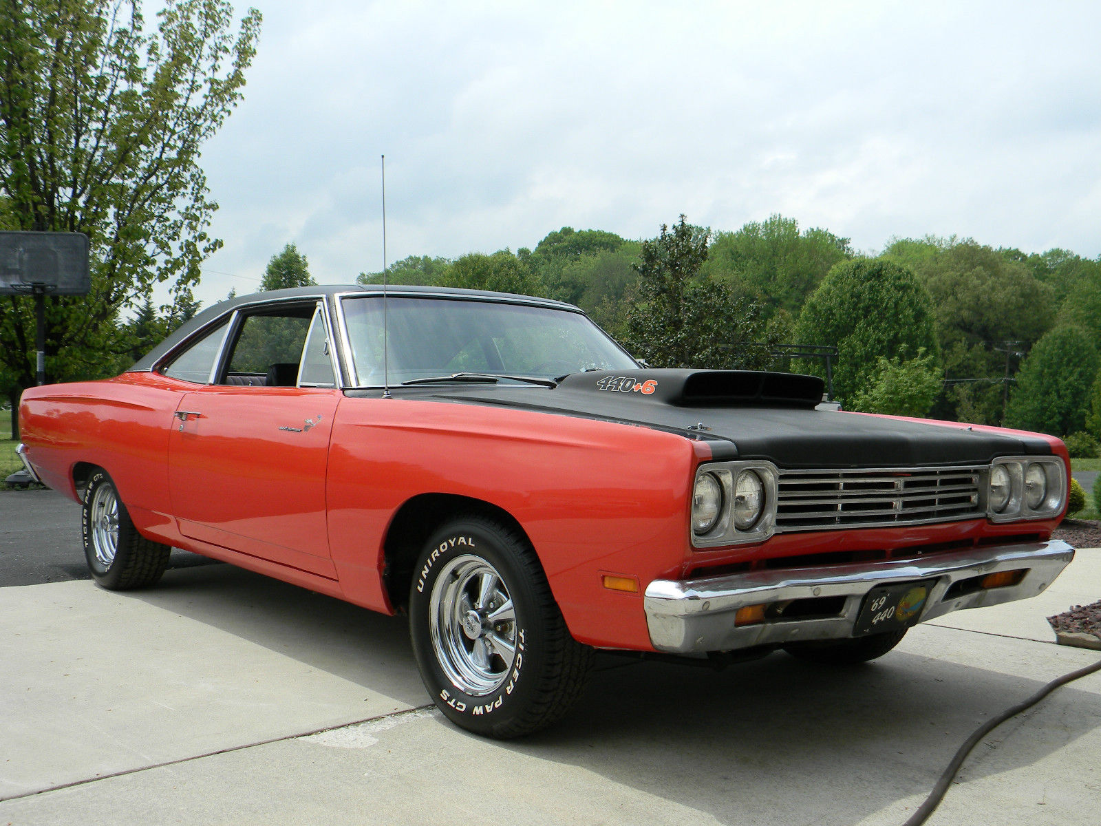 1969 Plymouth Road Runner 440 SIXPACK