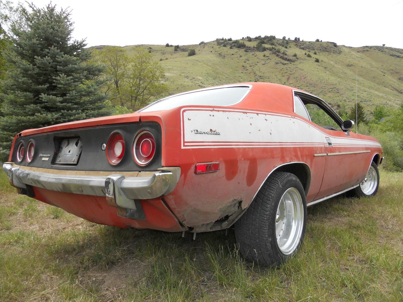 1974PlymouthBarracuda440mopar