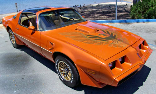 1981-Pontiac-Trans-Am-Orange-metallic-(paint-code-57)